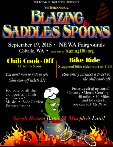 Blazing Saddles and Spoons