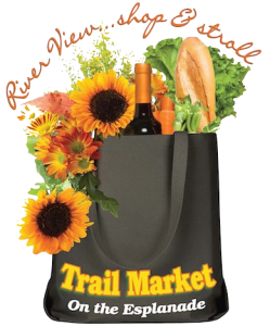 Wednesday Night Edition of the Trail Market on the Esplanade