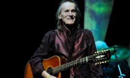 Gordon Lightfoot In Concert @ Charles Bailey Theatre | Trail | British Columbia | Canada