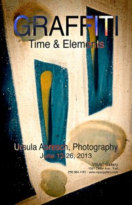 Visac Gallery Presents Ursula Abresch  @ The Visac Gallery
