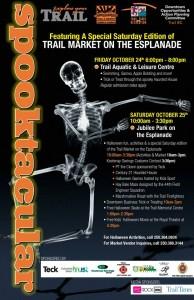 Halloween Spooktacular @ The Esplanade   Trail   British Columbia   Canada